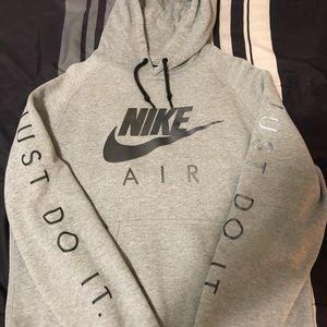Men's Nike Relective Ink Hoodie Sweatshirt
